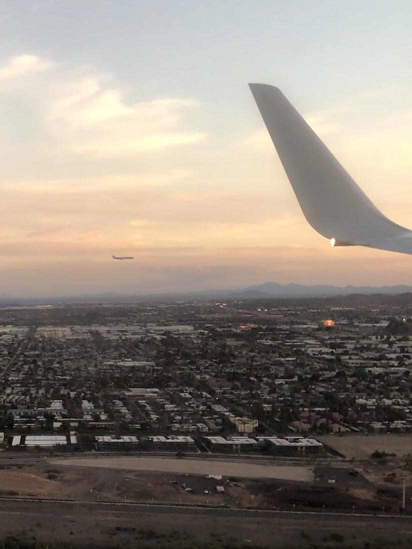 Марш-бросок из Финикса до Лос-Анджелеса через южный полюс Юты, март 2018