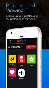 BIGFLIX App Download For Android and iPhone 4