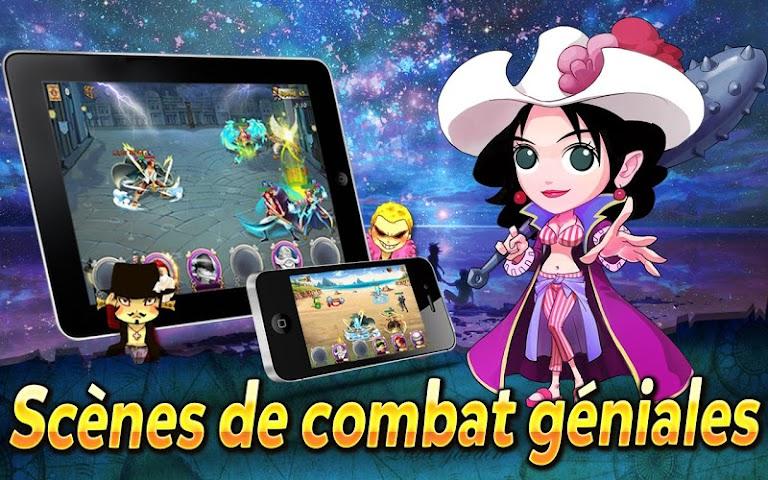 android Monde de Pirates Screenshot 9