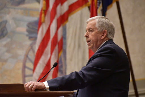 Parson set to call special session to extend FRA with ban on certain contraceptives