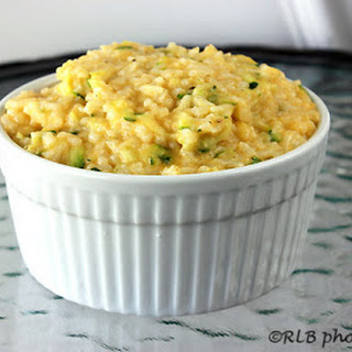 Cheesy Zucchini Rice.