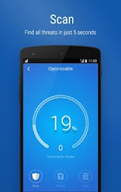 CM Security Antivirus AppLock Screenshot 5