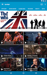 Qello Concerts Screenshot 12