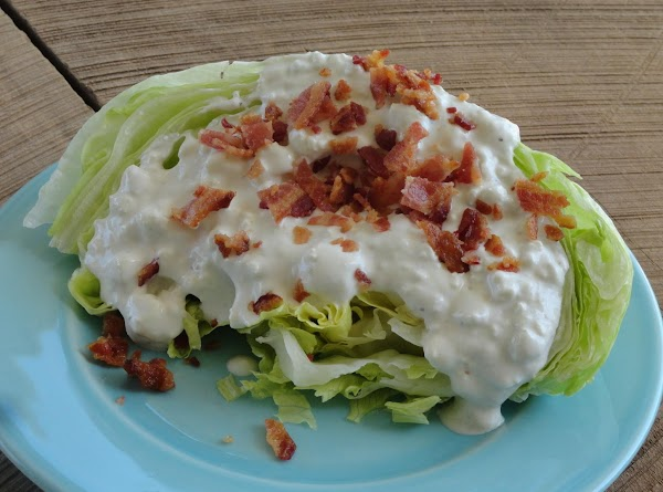 Best Bleu Cheese Dressing! Recipe