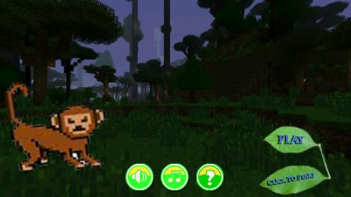 Monkey Rescue - Jungle Craft