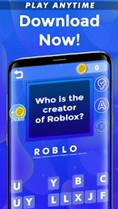 Free Robux Quiz For R0BLOX - R0blox Quiz 2020