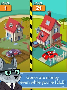 Taps to Riches Screenshot