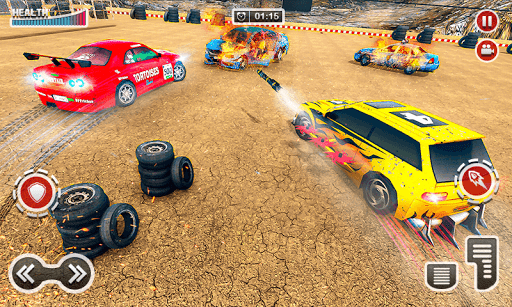 Demolition Car Derby Stunt 2020: New Car Game 2k20 apktram screenshots 4