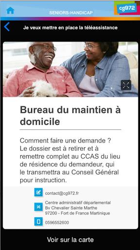 Conseil Général de Martinique