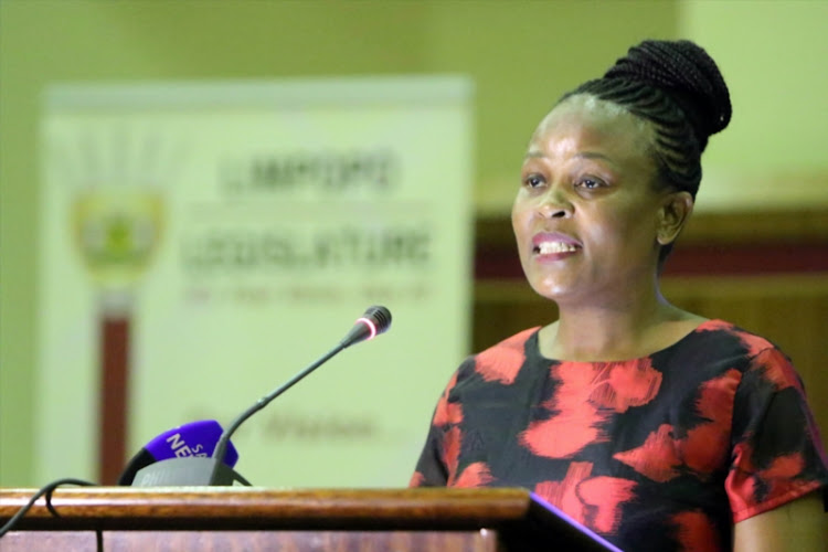 Public Protector Advocate Busisiwe Mkhwebane. File photo.