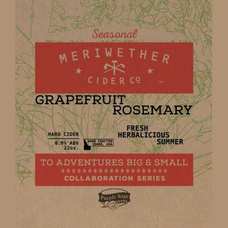 Logo of Meriwether Grapefruit Rosemary