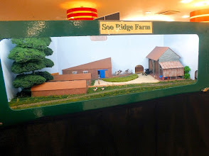 Photo: 014 The second new module is Sooridge Farm – which is a pig farm as the name possibly suggests .