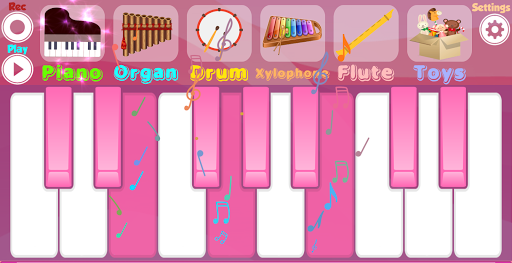 Pink Piano 1.5 screenshots 4