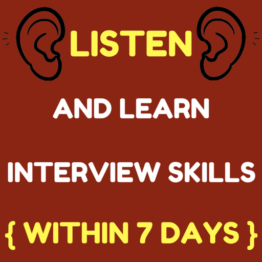 English Interview Preparation - Job Interview App Icon