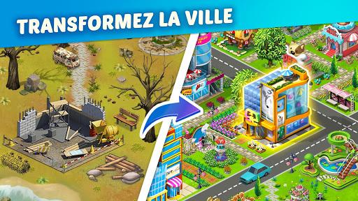 Télécharger LilyCity: Créer une ville de rêve mod apk screenshots 3