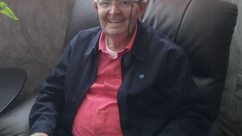 Francisco Soto desapareció el 18 de mayo.