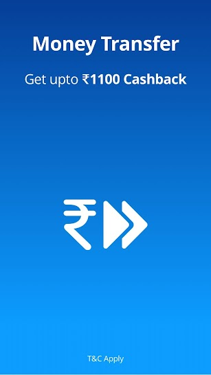 Mobile Recharge, UPI, Bill Payment, Money Transfer screenshot for Android