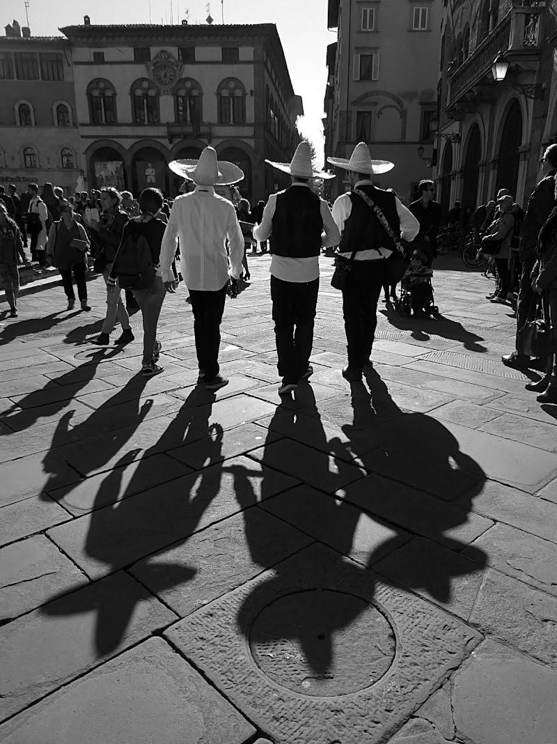 I tre caballeros di Dariagufo