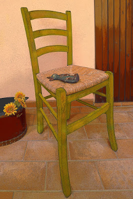La sedia di Van Gogh di MauroV