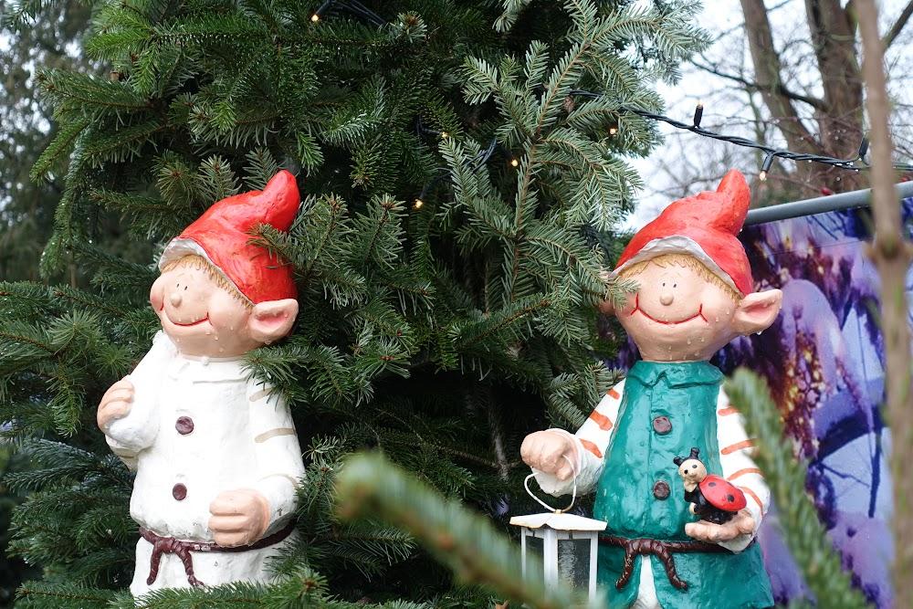 Гамбург и окрестности. Рождественские ярмарки. Декабрь 2019, ОТ