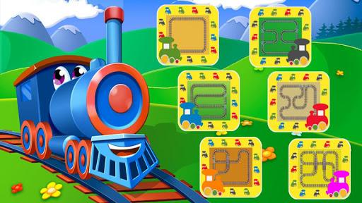 Trains for Kids  screenshots 9