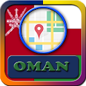 Oman Maps And Direction icon