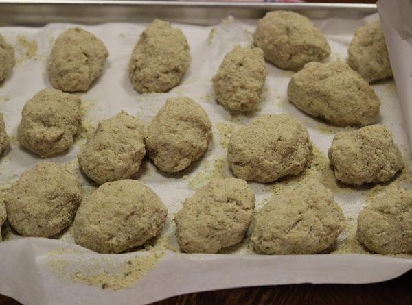 Turkey Croukettes Recipe