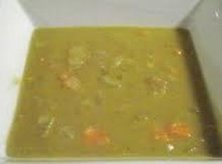 Split Pea And Ham Soup, With A Twist, Lyn* Recipe