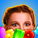 The Wizard of Oz Magic Match 3 Puzzles & Games icon