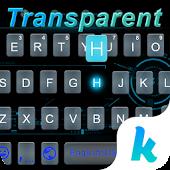 Transparent Keyboard Theme