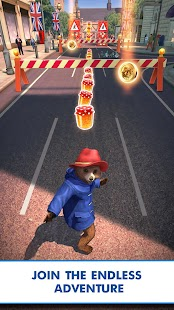 Paddington™ Run: Endlessly fun adventures- screenshot thumbnail