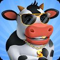 Idle Cow Clicker Games Offline icon