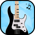 Electric Bass Guitar icon