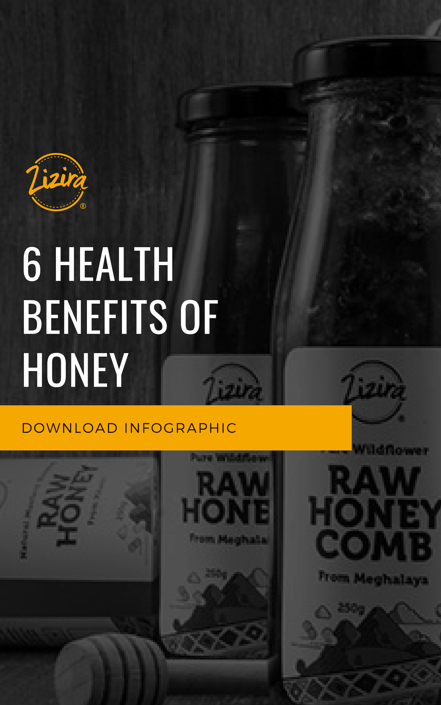 6 health benefits of Honey