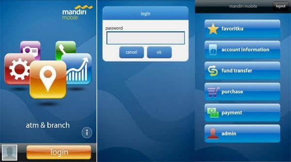 Download Mandiri Mobile 1 1 5 Apk Android Fajar Mukharom
