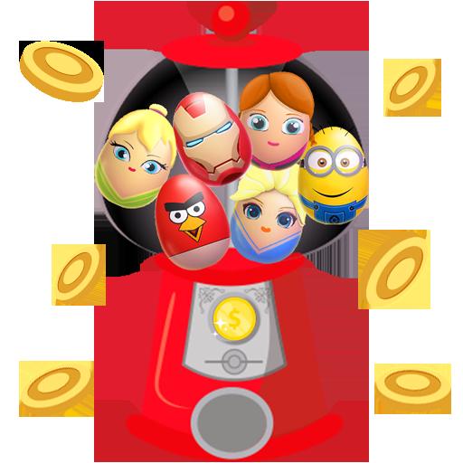 Surprise Eggs Bulk Machine file APK for Gaming PC/PS3/PS4 Smart TV