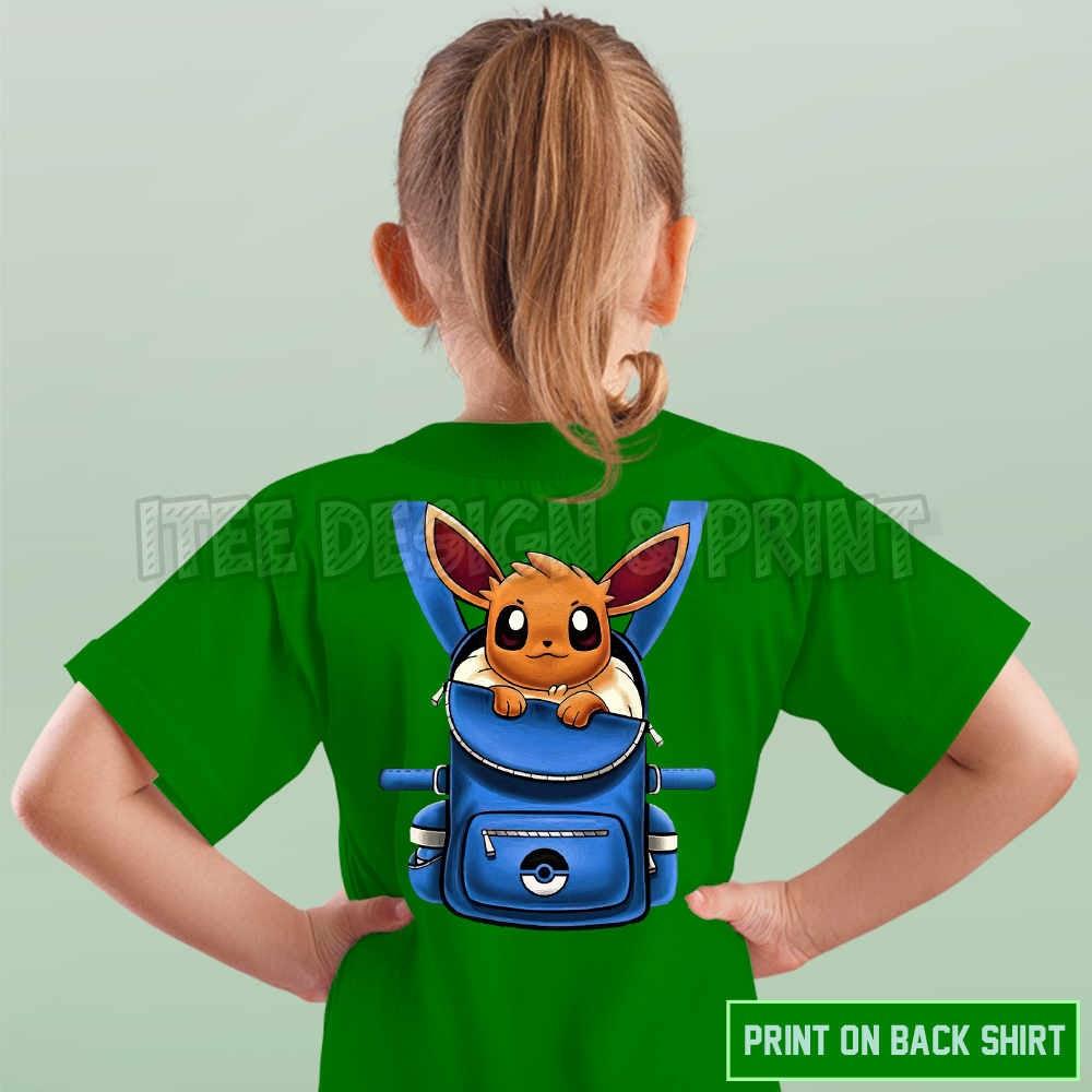 Eevee Pokemon Backpack 20
