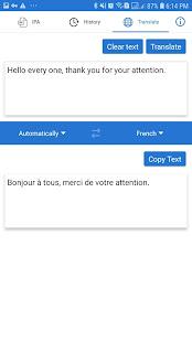 Download English Phonetics - English Text to Phonetics, IPA For PC Windows and Mac apk screenshot 5