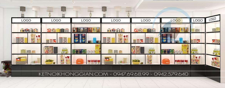 Thiết kế cửa hàng đồ nhập khẩu - thiết kế shop đồ nhập khẩu 3