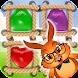 Bunny Drops 2 - Match three puzzle