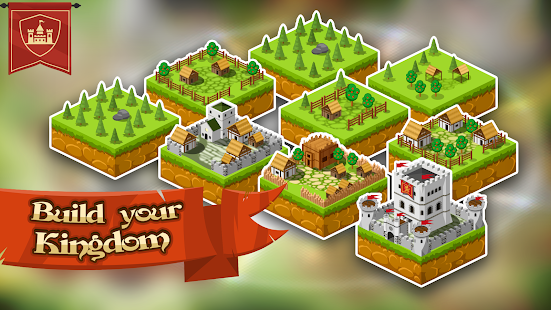 2048 Kingdoms - Citadel Wars Screenshot