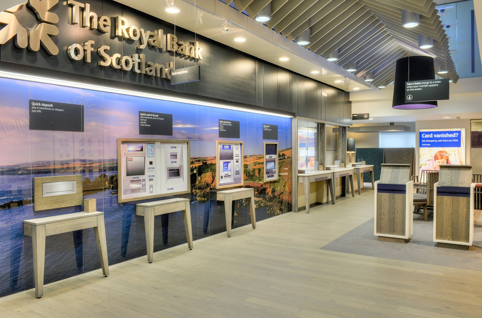 Royal bank of scotland and their IT vendor