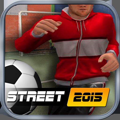 街头足球2015年 體育競技 App LOGO-APP試玩
