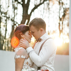 Wedding photographer Kseniya Gucul (gutsul). Photo of 29.10.2017