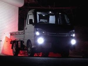 ハイゼットトラック  エクストラ4WD 5MTのカスタム事例画像 ディアさんの2019年11月03日20:47の投稿
