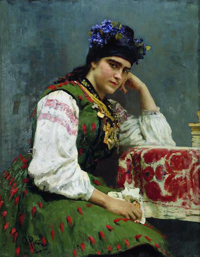 Sophia Dragomirova (1889).