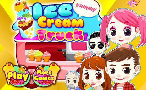 Ice Cream Design Truck