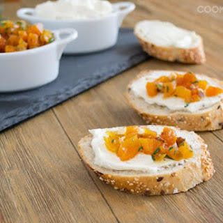Cream Cheese Canapes Recipes