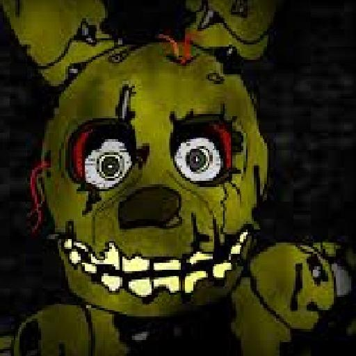 FNaF 3 Cartoon Version