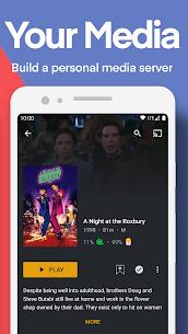 Plex Apk : Stream Free Movies, Shows, Live TV & more 4